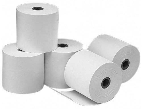 Ordering the Correct Size and Type of Paper Rolls OR Labels.