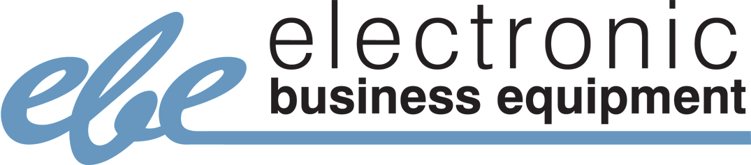 electronic business equipment Logo